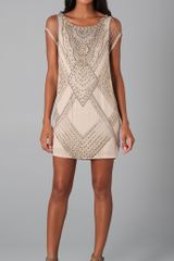 Haute Hippie The Zelda Dress - Lyst