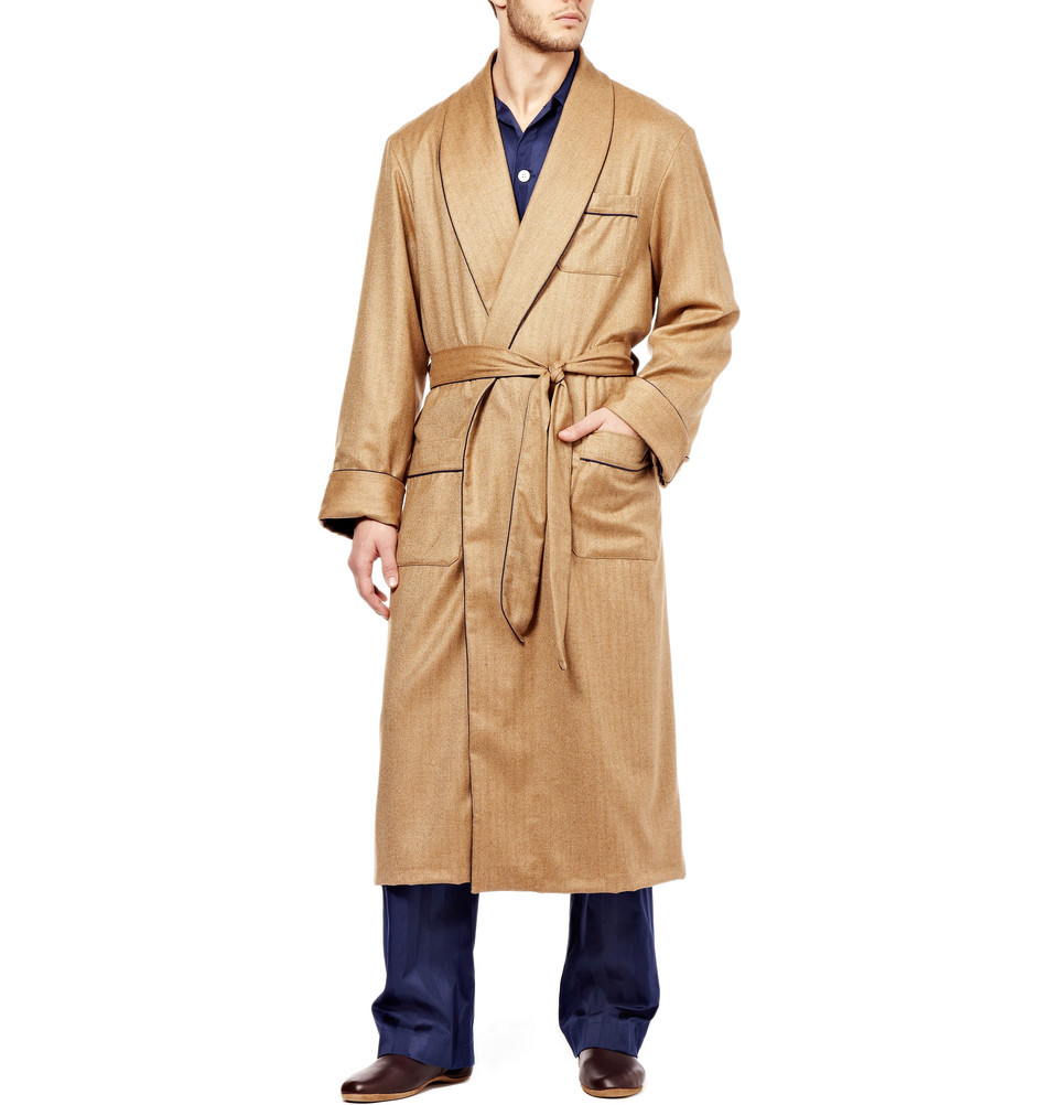 Awesome Charvet Dressing Gown Picture Collection - Images for ...