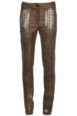 Liska By Thomas Kirchgrabner Embellished Trouser