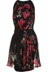Giambattista Valli Floral Swing Dress - Lyst