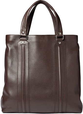 Gucci Leather Tote Bag - Lyst