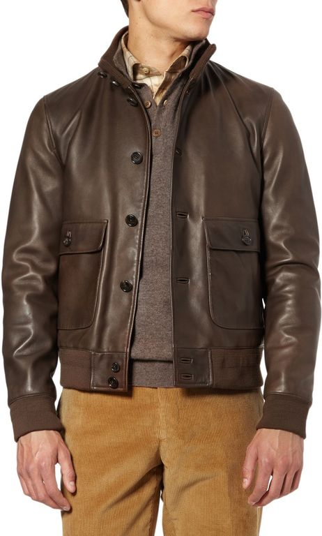 Leather Jackets: A Lengthy Buying Guide (v1.0) : malefashionadvice