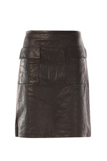 3.1 Phillip Lim Leather Pencil Skirt - Lyst