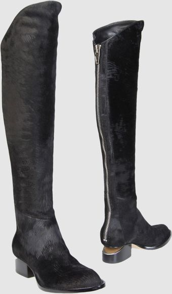Alexander Wang High-heeled Boots - Lyst