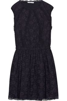 See By Chloé Sleeveless Lace Dress - Lyst