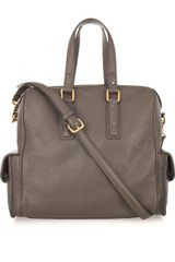 Marc By Marc Jacobs Pocketed Leather Tote - Lyst
