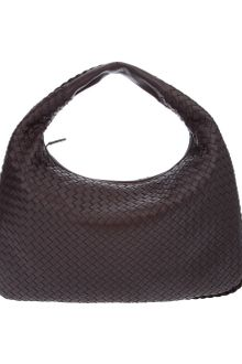 Bottega Veneta Woven Leather Bag - Lyst