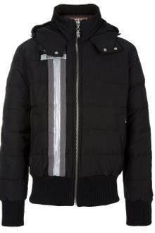 John Galliano Padded Jacket - Lyst