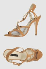 Juan Antonio Lopez High-heeled Sandals - Lyst