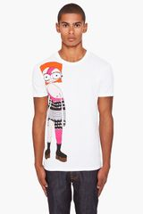 Marc By Marc Jacobs Mr Marc T-shirt - Lyst