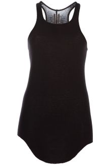 Rick Owens Tight Tank Top - Lyst
