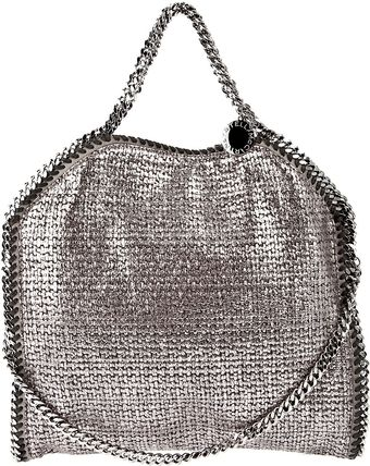 Stella McCartney Chain Detail Bag - Lyst
