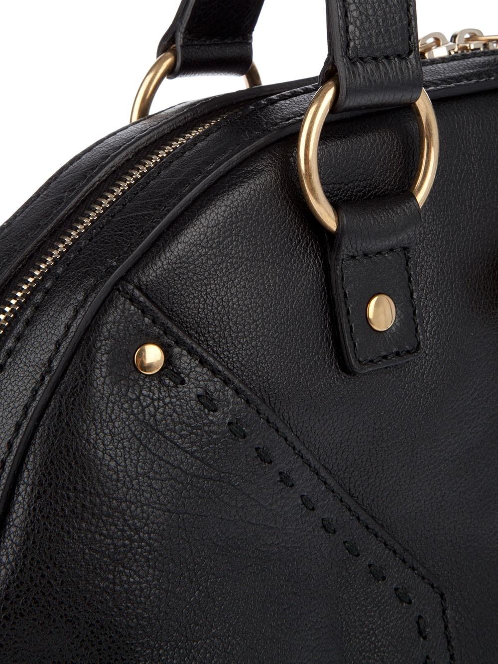 Saint laurent Large Muse Bag in Black | Lyst