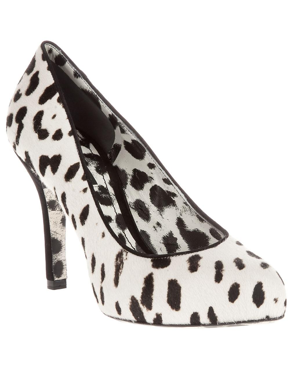 Dalmatian Shoes Womens
