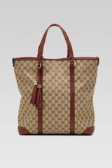 Gucci Marrakech Medium Tote - Lyst