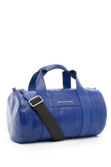 Michael by Michael Kors Ashland Small Duffle Bag, Cobalt - Lyst