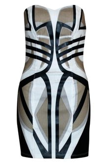 Sass And Bide Tribal Print Mini Dress - Lyst