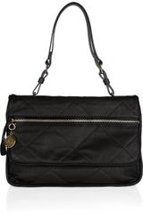 Lanvin Amalia Leather Shoulder Bag - Lyst