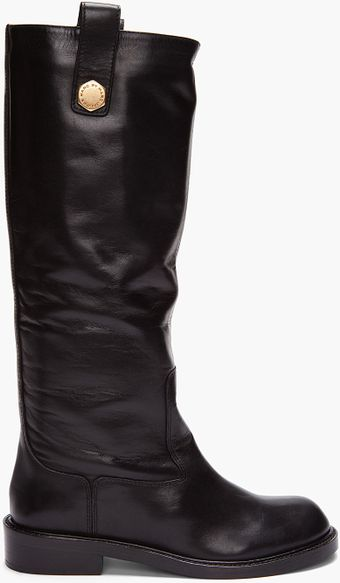 Marc By Marc Jacobs Riding Boot - Lyst