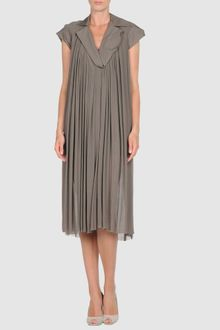 Bottega Veneta 3/4 Length Dress - Lyst