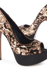 Carvela Adora Court Shoe with Platform - Lyst