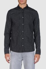 Diesel Long Sleeve Shirt - Lyst