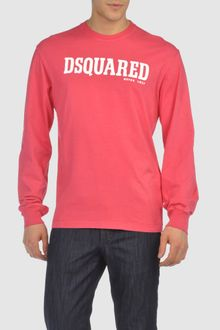 DSquared2 Long Sleeve T-shirt - Lyst