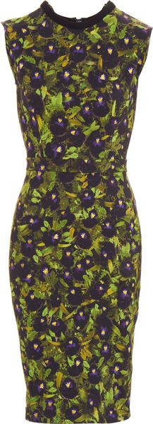 Givenchy Pansy Dress - Lyst