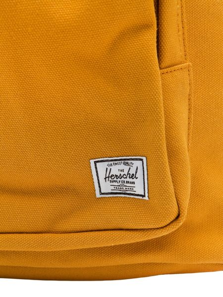 Herschel Supply Co Claim Backpack In Yellow For Men