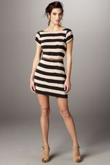 Joie Kingsley Striped Dress - Lyst