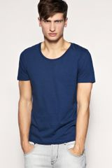 ASOS Collection Asos Scoop Neck T-shirt - Lyst