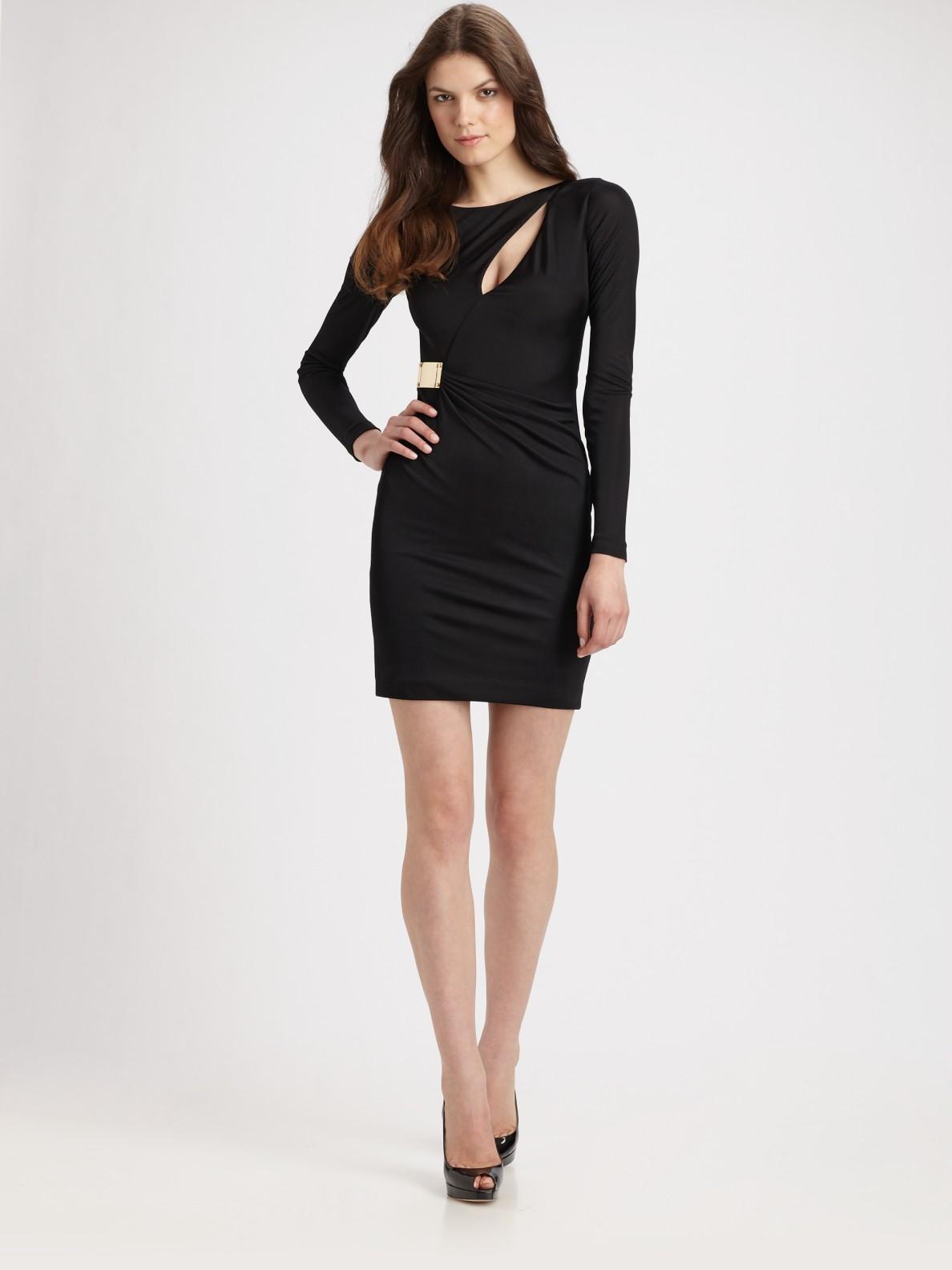Emilio Pucci Cutout Illusion Dress Sale Emilio Pucci Slit Front Jersey