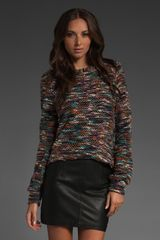 Mike Gonzalez Jane Knit Pullover - Lyst
