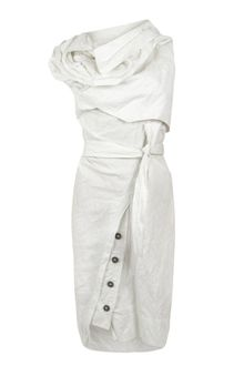 AllSaints Cameron Trench Dress - Lyst