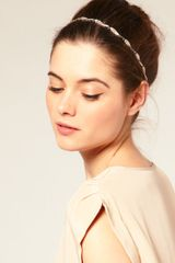 ASOS Collection Asos Mini Wings Stretch Headband