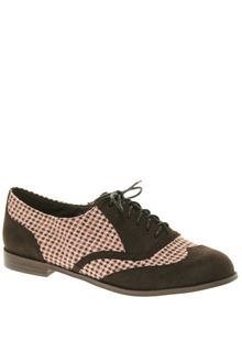 Asos Asos Mister Tweed Lace Up Brogue - Lyst