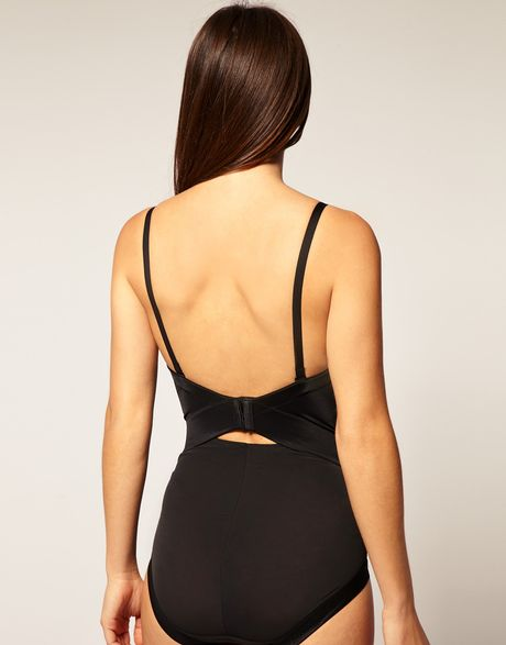 Strapless Body Briefer Control Body Briefer in