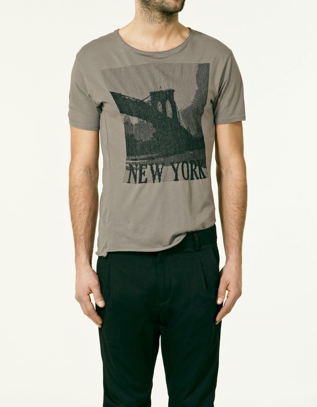 Embroidered zara shirt makaroka