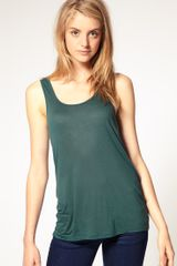 ASOS Collection Asos Simple Vest - Lyst