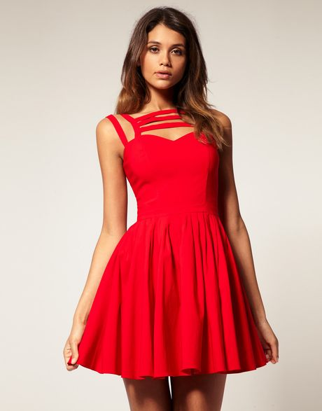 Find great deals on eBay for red full skirt dress. Shop with confidence.