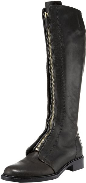 Givenchy Front-zip Riding Boot - Lyst
