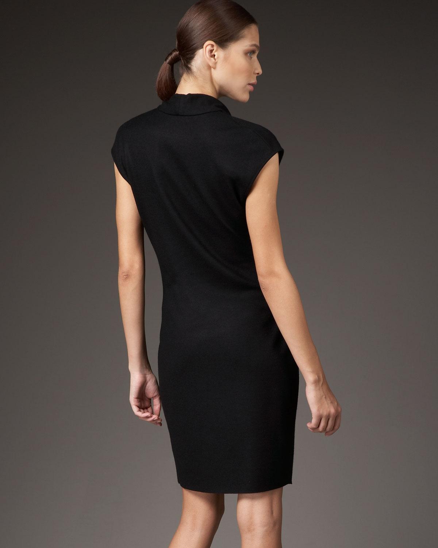 Black sleeveless dress Helmut Lang X0LyZ