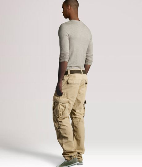 Creative Ones Stroke Cargo Pant In Beige For Men  Save 50  Lyst