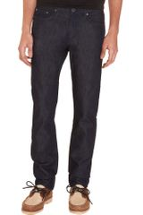 J Brand Johnny  Decades in Blue for Men (denim) - Lyst