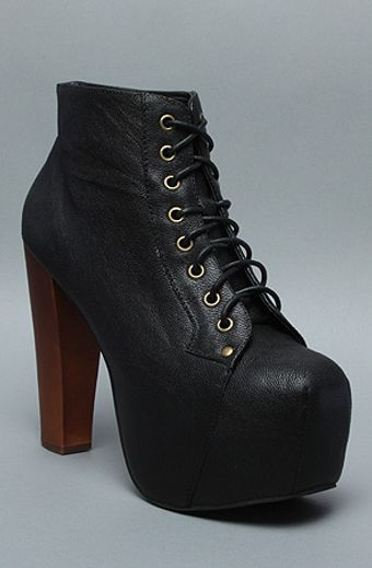 Jeffrey Campbell The Lita Shoe in Black - Lyst