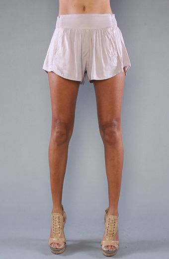 Obey The Victory Shorts in Dusty Lilac - Lyst