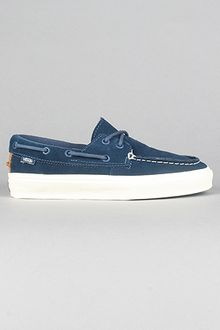 Vans The Zapato Del Barco Ca in Blue - Lyst