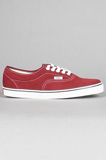Vans The Lpe Sneaker in Tawny Port & True White - Lyst