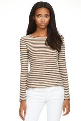 Tory Burch Pearl Sweater - Lyst