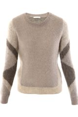 Chloé Mohair and Alpaca Jumper